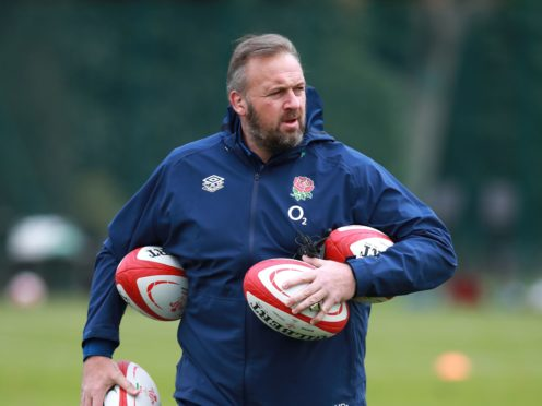 England forwards coach wants his pack to be more competitive against Wales (David Rogers/PA).