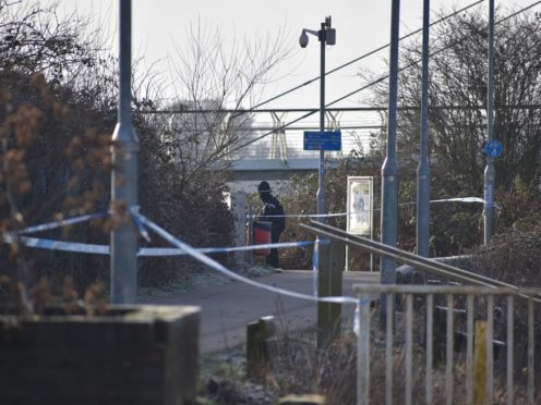 Police have recovered a woman's body from the River Severn in Worcester after a man was arrested on suspicion on murder (Matthew Cooper/PA)