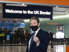 Labour leader Sir Keir Starmer (Ian Vogler/Daily Mirror)