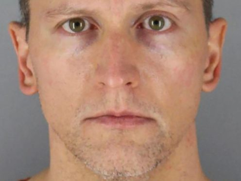 Former Minneapolis police officer Derek Chauvin (Hennepin County Sheriff's Office via AP)