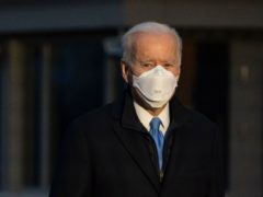 US President Joe Biden (Alex Brandon/AP)