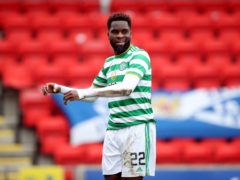 Odsonne Edouard has found his form (Ian McNichol/PA)