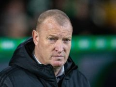 Hamilton manager Brian Rice was pleased with his side's draw against St Mirren (Kenny Smith/PA)