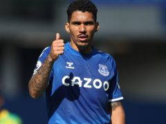 Everton midfielder Allan is fit to start after two months out with a hamstring problem (Nick Potts/PA)