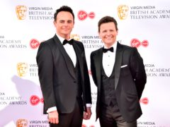 Anthony McPartlin (left) and Declan Donnelly (Matt Crossick/PA)