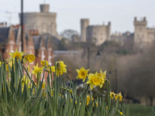 Weather forecasters predict the 'first signs of spring' will be felt across much of the UK in the coming days (Steve Parsons/PA)