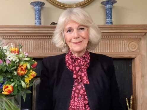 The Duchess of Cornwall (Clarence House)