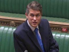 Gavin Williamson (House of Commons/PA)