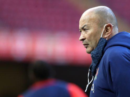 Eddie Jones says England must stay unified (David Davies/PA)