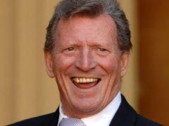 Coronation Street stalwart Johnny Briggs has died aged 85 (Fiona Hanson/PA)