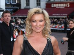 Claire King (Ian West/PA)