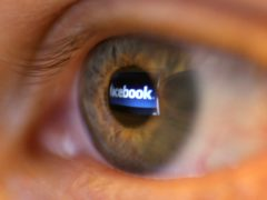 Facebook temporarily blocked news content on its service in Australia last week (Dominic Lipinski/PA)