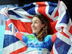 Great Britain's Amy Williams claimed gold in Vancouver (PA)