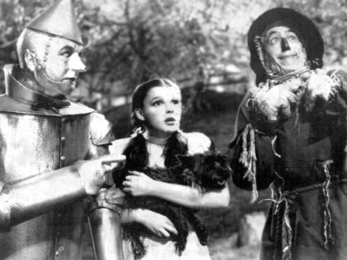 A remake of 1939 classic film The Wizard Of Oz is in the works, New Line Cinema announced (Tophams/PA)