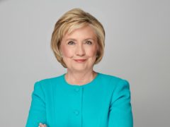 Hillary Clinton (Joe McNally)