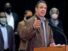 New York Gov Andrew Cuomo (Seth Wenig/AP)