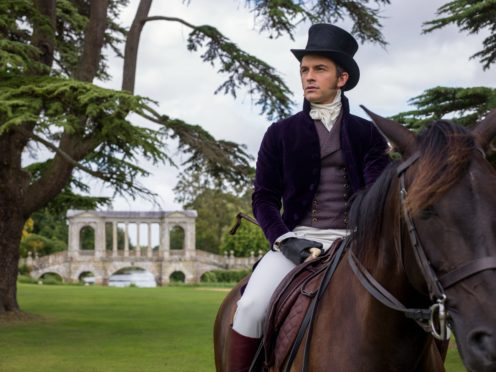 Jonathan Bailey will have a prominent role in the second series of Bridgerton (Nick Briggs/Netflix/PA)