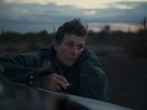 Frances McDormand (Joshua James Richards/20th Century Studios/PA)