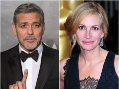 George Clooney and Julia Roberts will reunite for the romcom Ticket To Paradise, it has been announced (PA)