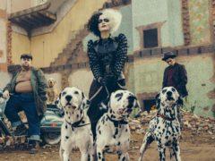 Emma Stone as Cruella (Disney)