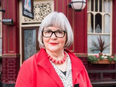 Gwen Taylor will join EastEnders this month (BBC/PA)