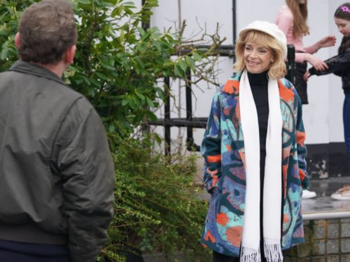 Sue Holderness joins EastEnders (BBC/PA)