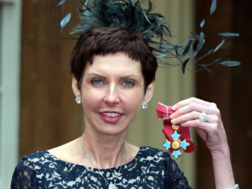 Bet365 boss Denise Coates has reportedly been awarded the biggest pay packet in UK history (Sean Dempsey/PA)