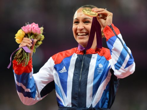 Jessica Ennis continued her build-up towards Olympic glory (Owen Humphreys/PA)
