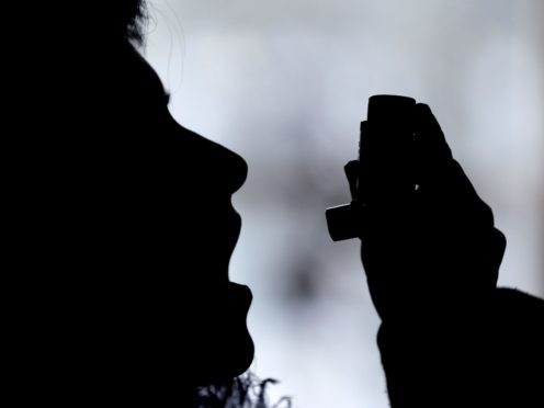 A charity has warned that some people with serious asthma who are eligible for a Covid-19 vaccine have been refused one by their GP (Yui Mok/PA)