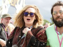 Adele will not be paying spousal support to Simon Konecki (right) following their divorce, court papers show (Yui Mok/PA)