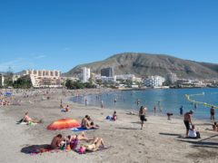 Many European destinations popular with UK holidaymakers have announced plans to reopen their borders this summer (Lauren Hurley/PA)