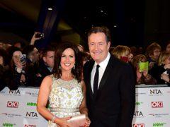 Susanna Reid and Piers Morgan (Ian West/PA)