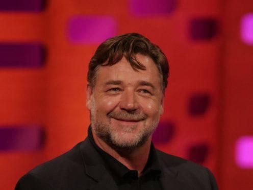 Russell Crowe (Daniel Leal-Olivas/PA)