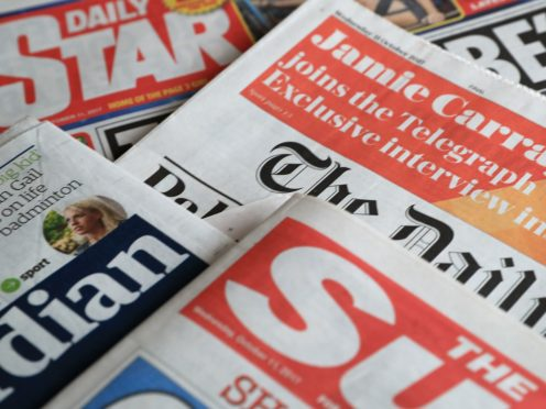 What the papers say – March 15 (PA)