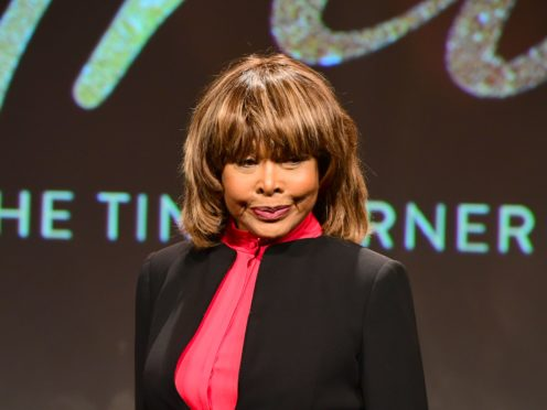 Tina Turner (Ian West/PA)