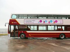 Lothian Buses will resume services but have warned they will be stopped again if drivers suffer more antisocial behaviour following a spate of attacks (Lothian Buses/PA)