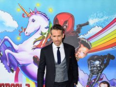 Ryan Reynolds live-tweeted as he watched his critically panned 2011 superhero film Green Lantern for the first time (Ian West/PA)