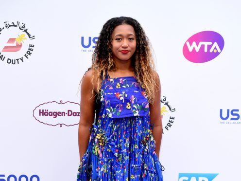 Naomi Osaka attending the annual WTA's Tennis on the Thames Party held at the Bernie Spain Gardens, South Bank, London.