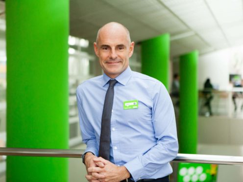 Asda chief executive Roger Burnley is to leave (Asda/PA)