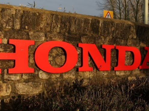 Swindon's Honda plant is to be sold (Steve Parsons/PA)
