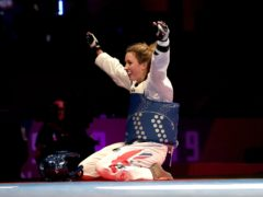 Jade Jones is approaching Tokyo with renewed optimism (Martin Rickett/PA)