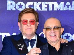 Elton John and Bernie Taupin have worked together for decades (Ian West/PA)