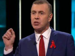 Plaid Cymru leader, Adam Price (ITV/PA)