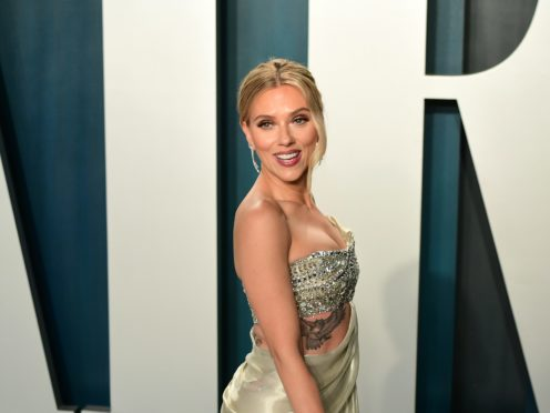 Scarlett Johansson's superhero film Black Widow will premiere on the Disney+ streaming service at the same time as in cinemas, the entertainment giant said (Ian West/PA)