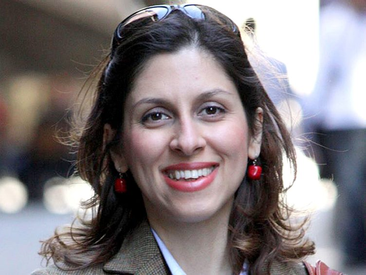 Nazanin Zaghari-Ratcliffe has been serving a jail sentence in Iran (Free Nazanin Campaign/PA)