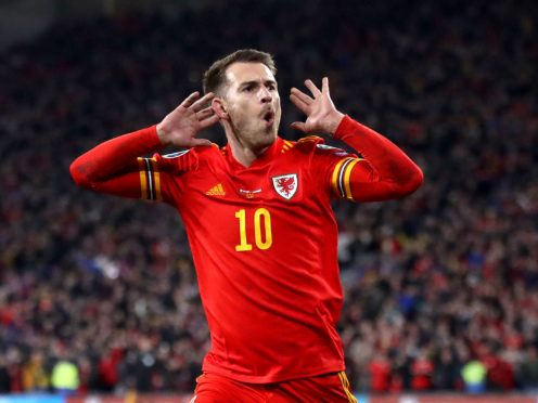 Wales are planning talks with Juventus over Aaron Ramsey's fitness ahead of their 2022 World Cup qualifying campaign (Nick Potts/PA)