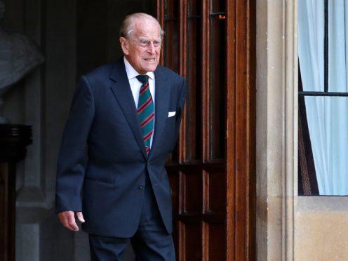 The Duke of Edinburgh has undergone surgery for a pre-existing heart condition (Adrian Dennis/PA)