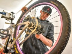 The fourth batch of the Government's £50 bike repair vouchers has been released (Ben Birchall/PA)