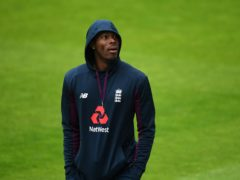 Jofra Archer is heading for a spell on the sidelines (Gareth Copley/Pool)