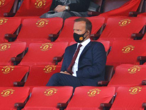 Ole Gunnar Solskajer has made 'clear progress' at Manchester United this season according to Ed Woodward (Richard Heathcote/PA)